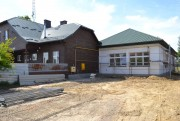 Część prac związanych z połączeniem z istniejącą szkołą będzie można wykonać dopiero końcem czerwca, po zakończeniu roku szkolnego.