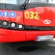 Stalowa Wola: Kolizja z elektrycznym autobusem Solarisem