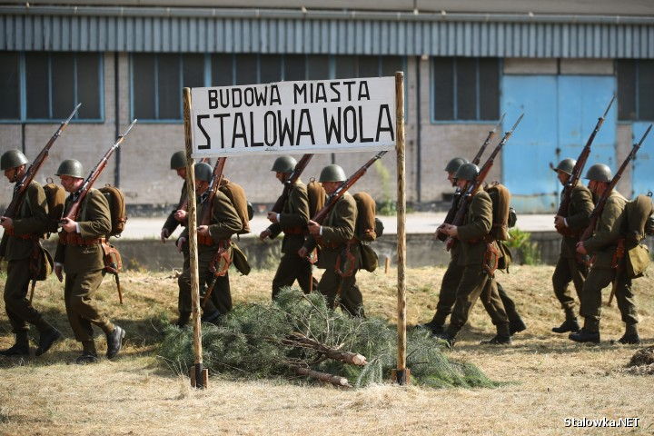 Rocznica 80-lecia poświęcenia Zakładów Południowych i Stalowej Woli.