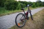 W wyniku zderzenia rowerzystów ucierpiał 10-letni rowerzysta.