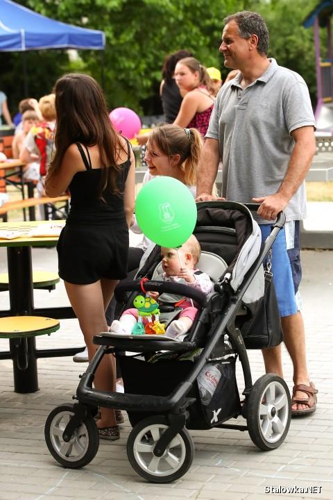 Piknik rodzinny na OZECIE w Stalowej Woli.