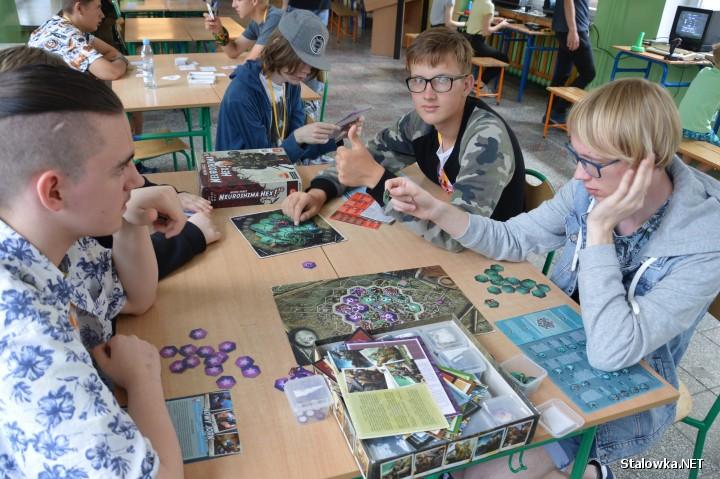 VI Stalowowolskie Spotkania z Fantastyką zorganizowane zostały w dniach 5-7 lipca w Samorządowym Liceum Ogólnokształcącym.