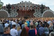 Koncert telewizyjnej Dwójki pod hasłem Lato, Muzyka, Zabawa zorganizowany został w niedzielę na Stalowowolskich Błoniach. Wystąpiła plejada gwiazd polskiej i zagranicznej sceny muzycznej.