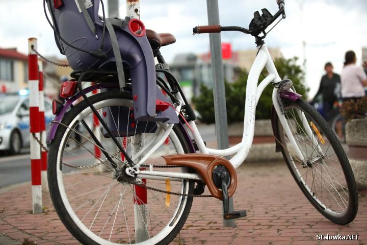 Do potrącenia rowerzystki doszło na ulicy Okulickiego w Stalowej Woli.
