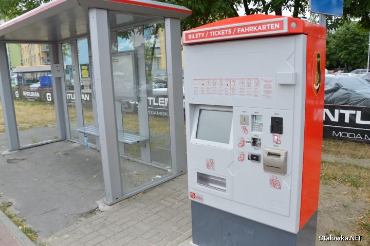 Do końca lipca w Stalowej Woli przy przystankach miejskiej komunikacji staną trzy biletomaty czyli automaty do sprzedawania biletów, trzydzieści tablice z wyświetlaną informacją o godzinie przyjazdu autobusów.