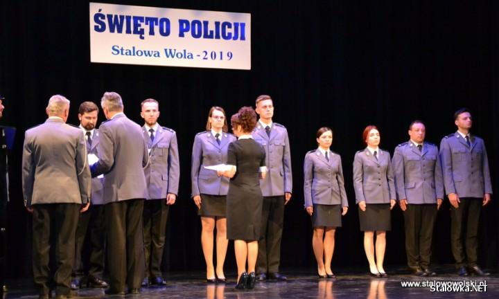W miniony piątek, 12 lipca 2019 roku odbyły się uroczystości związane z obchodami święta Policji w Stalowej Woli.