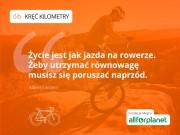 Obecnie Stalowa Wola znajduje się w rankingu na 64 miejscu z pulą 13029 km.