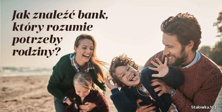 Ty i Twoja rodzina wiecie najlepiej, czego potrzebujecie i o czym marzycie. Ale na realizację tych zamierzeń potrzeba środków, a często w budżecie domowym ich nie wystarcza. Wtedy potrzebny jest solidny bank z uczciwą ofertą kredytową.