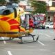 Stalowa Wola: Szybciej z parkingu niż ze szpitala. Dlaczego helikoper LPR nie skorzystał z lądowiska?