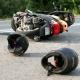 Stalowa Wola: DW-855: wypadek w Dąbrowie Rzeczyckiej. Ranny kierowca skutera z 14-letnim synem