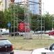 Stalowa Wola: Tajemnicze konstrukcje w mieście. Mieszkańcy: to pod pomniki?