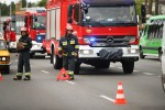 Do wypadku doszło na ulicy Energetyków w Stalowej Woli.