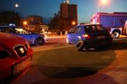 Do kolizji doszło na skrzyżowaniu Al. Jana Pawła II oraz ulicy KEN w Stalowej Woli.