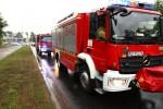 Do wypadku doszło na ulicy Staszica w Stalowej Woli. Trzy osoby zostały ranne.