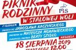 Udział w imprezie zapowiedział prezes Prawa i Sprawiedliwości Jarosław Kaczyński.