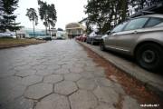 Zbyt mało miejsc parkingowych oraz brak odwodnienia to problem MOSiR-u, z którym zmaga się od lat. O potrzebie tej inwestycji mówiono jeszcze przed termomodernizacją.