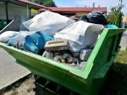 Dzięki Rupieciarniom mieszkańcy mają możliwość bezpiecznie i zgodnie z prawem pozbywać się wielu problemowych odpadów.