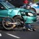 Stalowa Wola: DW-871: 24-letni motorowerzysta ranny w wypadku przy Sezamie
