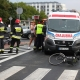 Stalowa Wola: 15-letnie rowerzystki potrącone na Okulickiego