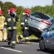 Stalowa Wola: 2 osoby ranne w wypadku na DW-855
