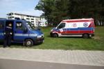 Do wypadku z udziałem 14-leteniego rowerzysty doszło na Kokoszej Górce.