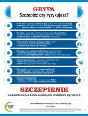 Stalowa Wola znalazła się w gronie samorządów wyróżnionych w ramach Ogólnopolskiego Programu Zwalczania Grypy, otrzymując tytuł Nowego Lidera w zakresie profilaktyki grypy.