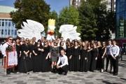 Chór Kameralny i Stalowa Orkiestra na Polonijnym Festiwalu w Luton.