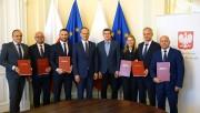 W piątek, 4 października w Ministerstwie Sportu i Turystyki samorządowcy z powiatu stalowowolskiego i niżańskiego, otrzymali wsparcie na budowę obiektów sportowych.