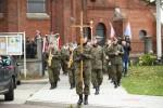 W dniach 4-5 października 2019 roku w Stalowej Woli odbywały się uroczystości pogrzebowe Tadeusza Gajdy, pseudonim Tarzan.