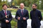 Do Stalowej Woli przyjechał europoseł Tomasz Poręba (PiS). Udzielił on ostatniego poparcia posłowi i wiceministrowi Rafałowi Weberowi. Podobnie jak prezydent miasta Lucjusz Nadbereżny.