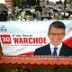 Stalowa Wola: Kto powiesił banner na cmentarnym ogrodzeniu? Marcin Warchoł szuka winnych