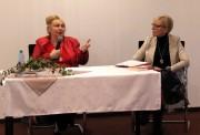 10 października w Miejskiej Bibliotece Publicznej im. M. Wańkowicza w Stalowej Woli miłośnicy literatury mieli okazję się spotkać się z Iwoną Kienzler - autorką ponad 80 książek, która przyjechała do nas z dalekiej Gdyni.