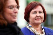 Renata Butryn, kandydatka do Sejmu RP z miejsca 4, listy nr 5 Koalicji Obywatelskiej o służbie zdrowia i opiece geriatrycznej.