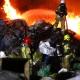 Stalowa Wola: W Stalowej Woli płonie wysypisko śmieci