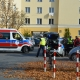Stalowa Wola: 62-letnia kobieta potrącona przez rowerzystę. Zmarła dwa dni później