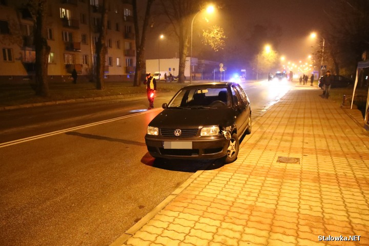 Do wypadku z udziałem 86-letniej kobiety doszło na ulicy Ofiar Katynia w Stalowej Woli.