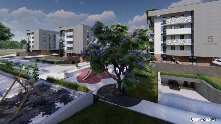 Dobiegły końca prace projektowe nad nowym osiedlem mieszkalno - usługowym w Stalowej Woli o nazwie Leśna. Będzie to jedna z największych inwestycji o takim charakterze na przestrzeni kilkunastu lat.