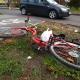 Stalowa Wola: Rowerzystka potrącona na Okulickiego na ścieżce rowerowej