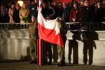 Z okazji 101 rocznicy odzyskania przez Polskę niepodległości główne uroczystości odbyły się na Placu Piłsudskiego w Stalowej Woli.