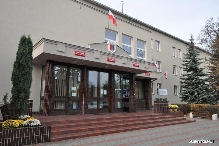 Gmina posiada w spółce jeden udział o wartości nominalnej 303 700 zł.