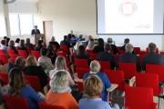 15 listopada w Sali konferencyjnej stalowowolskiej biblioteki odbyła się konferencja Nadzór nad jakością wody w Niepodległej, którą zorganizował Państwowy Powiatowy Inspektor Sanitarny w Stalowej Woli.