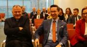 Zgromadzenie Wydziałowe w dniu 15 listopada 2019 roku wybrało na dziekana Wydziału Nauk Inżynieryjno-Technicznych KUL dr hab. Filipa Ciepłego (drugi z lewej).