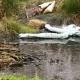 Stalowa Wola: Przebadano niezidentyfikowaną substancję w bagnistym terenie, gdzie powstaje łącznik do obwodnicy