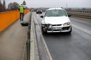 Od godzin porannych na drogach powiatu stalowowolskiego doszło do wielu kolizji. Śliska nawierzchnia utrudniała jazdę kierowcom.