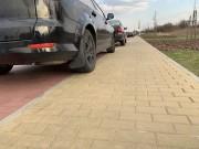 Od kilku miesięcy klienci centrum handlowego VIVO! w Stalowej Woli narzekają na brak miejsc parkingowych. Niektórzy zostawiają swoje pojazdy nie do końca zgodnie z przepisami o ruchu drogowym co skutkuje interwencjami policji.