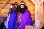 Mieszkańcy Stalowej Woli spotkali się na Miejskiej Wigilii i Jarmarku Bożonarodzeniowym. Zabłysły iluminacje, śpiewano kolędy.