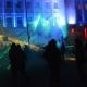 Stalowa Wola: W Stalowej Woli Sylwester pod chmurką z polonezem i laserami