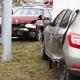 Stalowa Wola: Kolizja dwóch aut na skrzyżowaniu przy Patriocie