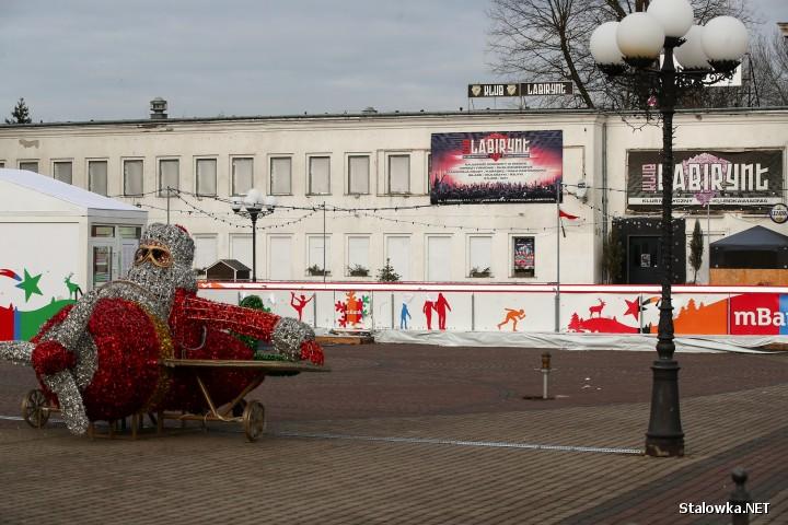 Budynek Arkadii znajduje się w sąsiedztwie Miejskiego Domu Kultury w Stalowej Woli na Placu Piłsudskiego. Wielokrotnie mówiło się o jego przejęciu przez miasto. Od kilku lat są tam organizowane dyskoteki i koncerty.