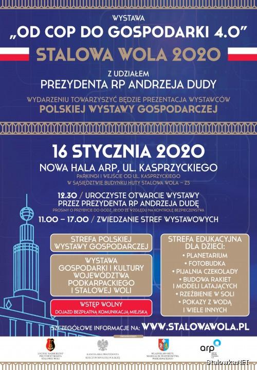 Plakat promujący wydarzenie.